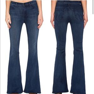 MOTHER The Cruiser in Dreamy Flare Jean